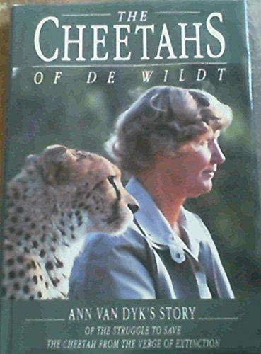 9781868251872: Cheetahs of De Wildt