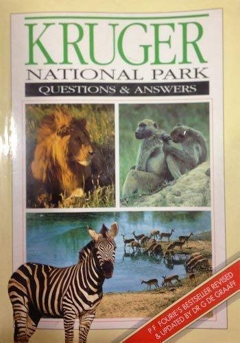 Kruger National Park: Questions and Answers: Fourie, P.F.