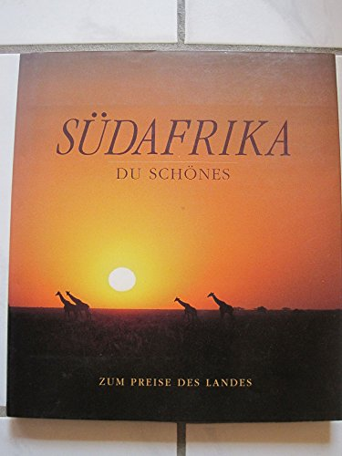 Sudafrika - Du Schones (German) (German Edition): Barker, Brian Johnson