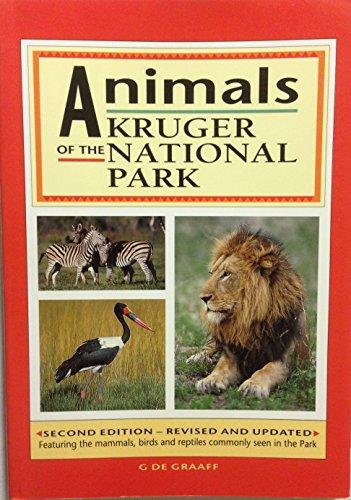 Animals of the Kruger National Park: Graaf, Gerrie De