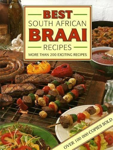 9781868254033: Best South African Braai Recipes