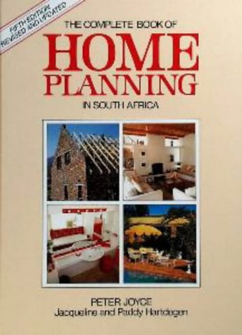 Complete Book of Home Planning in South: Hartdegen, Paddy