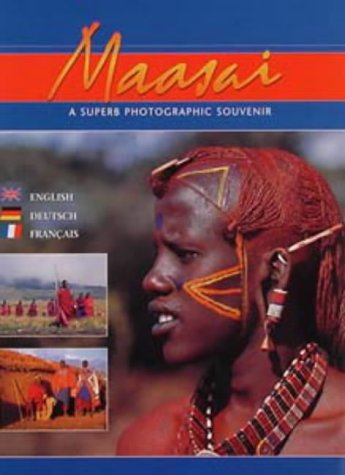9781868257638: Maasai : A superb photographic souvenir
