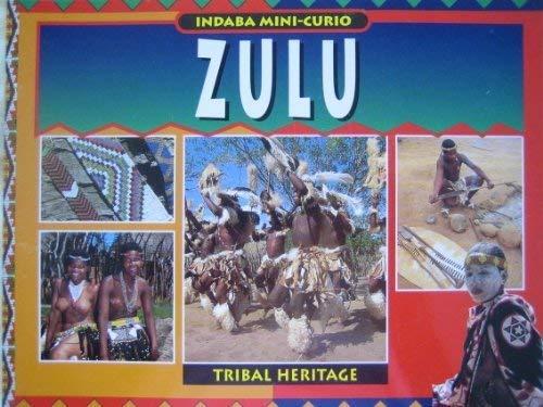 9781868258895: Indaba Mini-curio: Zulu