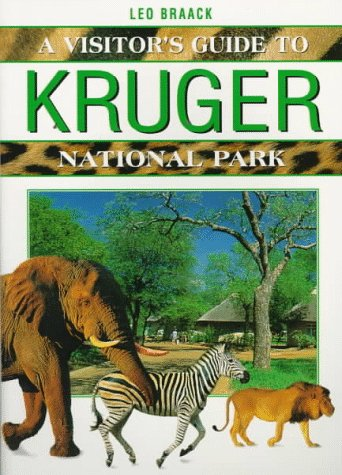 9781868259267: A Visitor's Guide to Kruger National Park