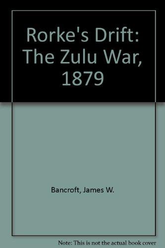 9781868421848: Rorke's Drift: The Zulu War, 1879