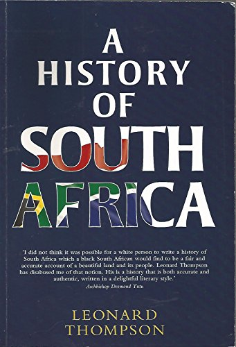 9781868422364: A history of South Africa
