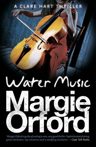 9781868422418: Water Music (Clare Hart Thriller)