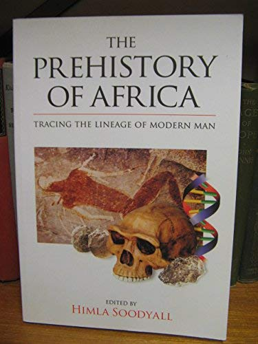 9781868422463: The Prehistory of Africa: Tracing the Lineage of Modern Man