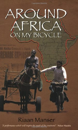 9781868422470: Around Africa on my Bicycle