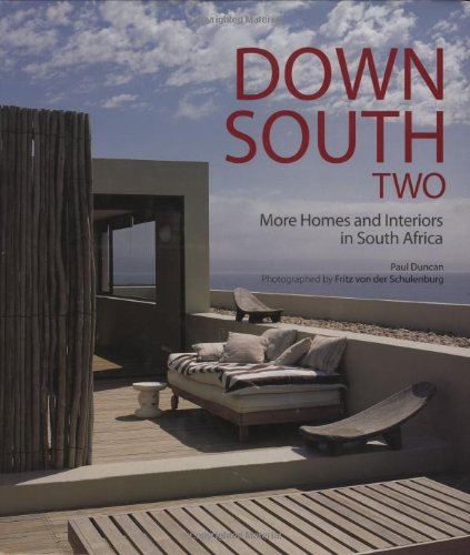9781868422548: Down South Two: Homes and Interiors in South Africa