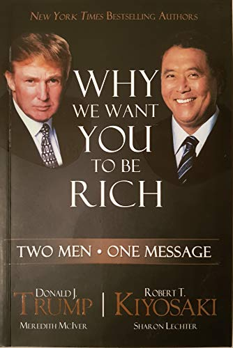 9781868422739: Why We Want You to be Rich: Two Men, One Message