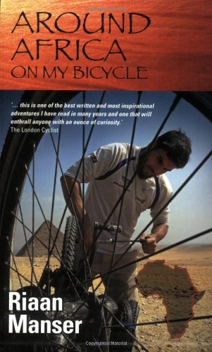 9781868423514: Around Africa on My Bicycle