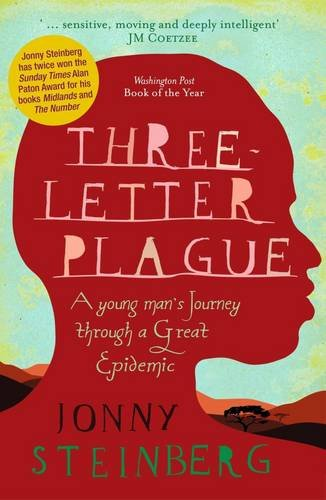 9781868423668: Three-letter plague: A young man's journey through a great epidemic