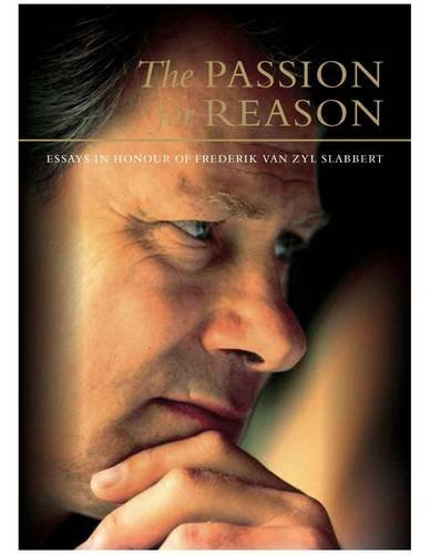 9781868423774: The Passion for Reason