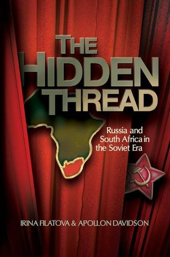 9781868424993: Hidden Thread