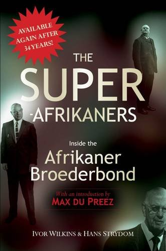 9781868425358: The Super-Afrikaners