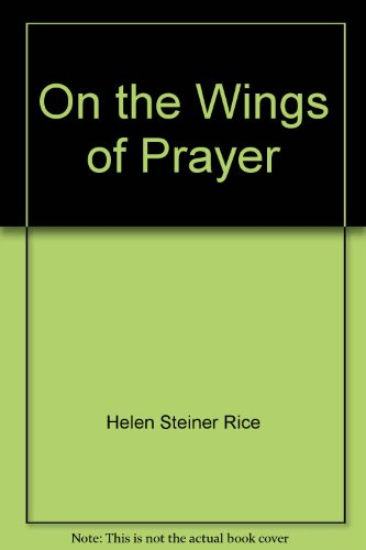 9781868522309: On the Wings of Prayer