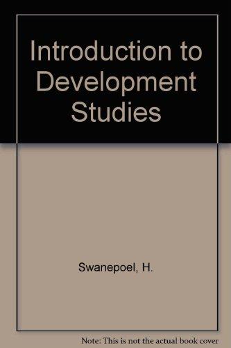 9781868640294: Introduction to Development Studies