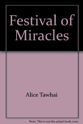 9781868691272: Festival of Miracles