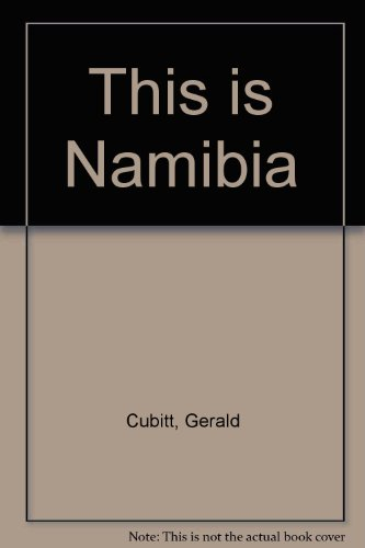 9781868720613: This is Namibia