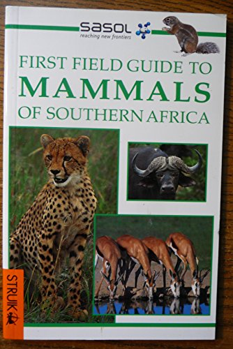 Mammals of Southern Africa (Field Guides): Fraser, Sean