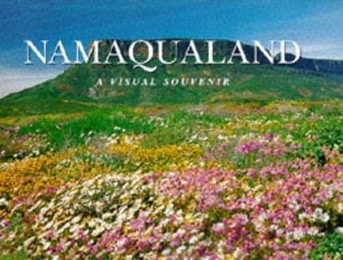 9781868721665: Namaqualand: A Visual Souvenir (Visual Souvenirs) [Idioma Inglés]