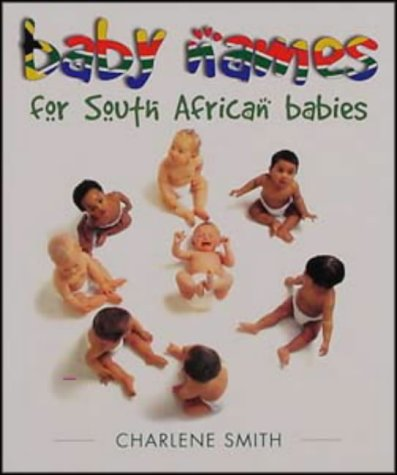 9781868723287: Baby Names for South African Babies