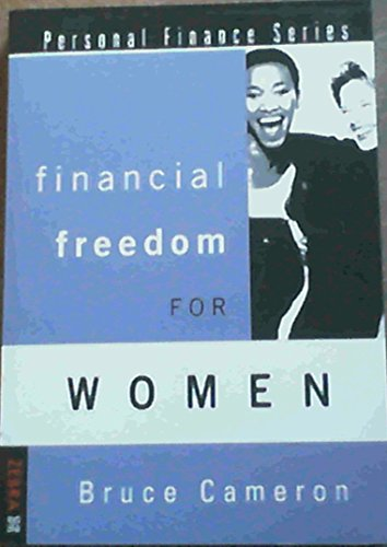 9781868723478: Financial Freedom for Women