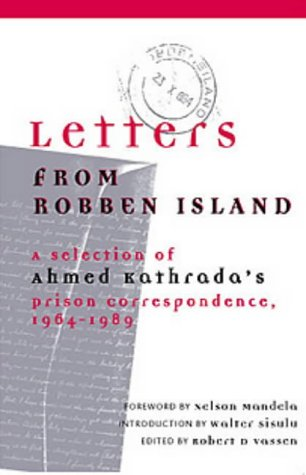 9781868723652: Letters from Robben Island