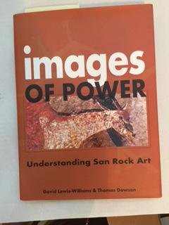 9781868725519: Images of Power: Images of San Rock Art