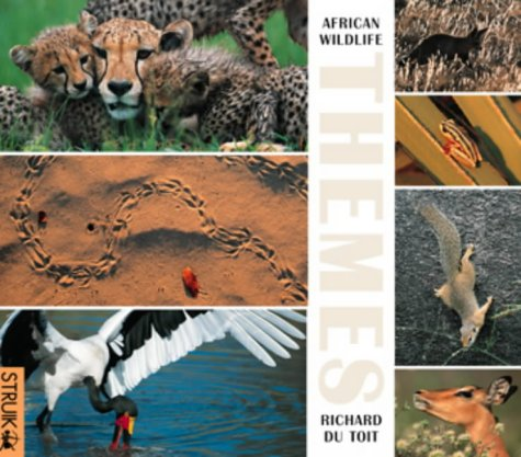 9781868725892: African Wildlife Themes