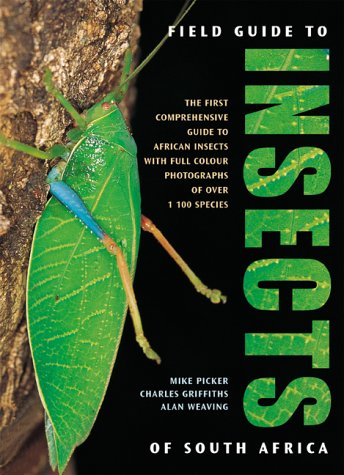 9781868727131: Field Guide to Insects of South Africa