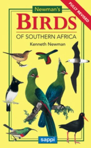 9781868727353: Newman's Birds of Southern Africa