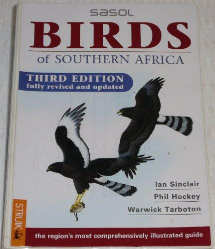 9781868727421: Sasol Birds of Southern Africa