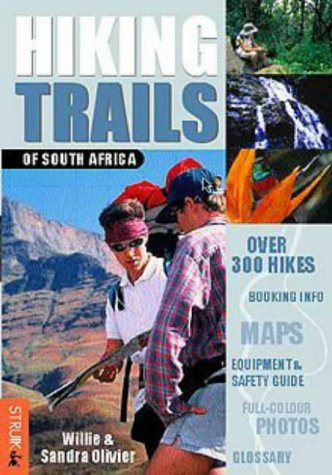 9781868727872: Hiking Trails of South Africa