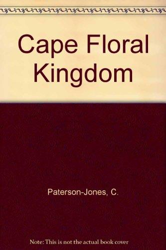 9781868728923: Cape Floral Kingdom