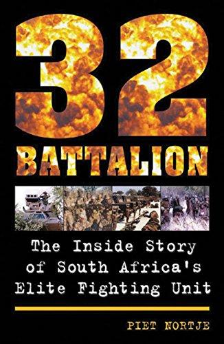 32 Battalion: Nortje, Piet