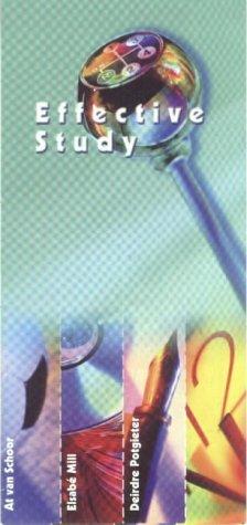 9781868881901: Effective Study