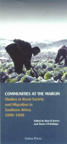Communities at the Margin: Alan H. Jeeves