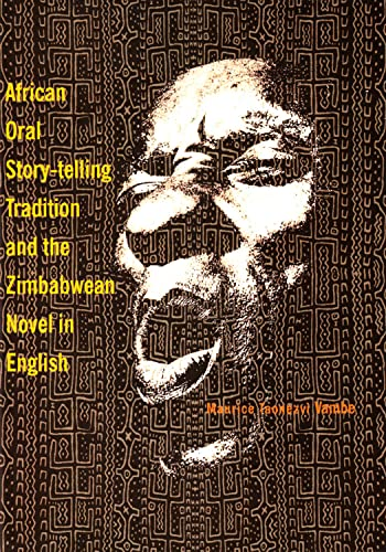 9781868883042: African Oral Story-telling Tradition and the Zimbabwean Novel in English