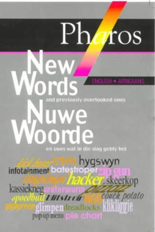 9781868900169: New Words and Previously Overlooked Ones: English-Afrikaans (English and Afrikaans Edition)