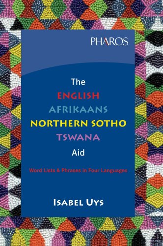 9781868900848: The English-Afrikaans-Northern Sotho-Tswana Aid: Word Lists & Phrases in Four Languages