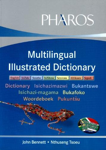 Multilingual Illustrated Dictionary (9781868901074) by John Bennett; Nthuseng Tsoeu