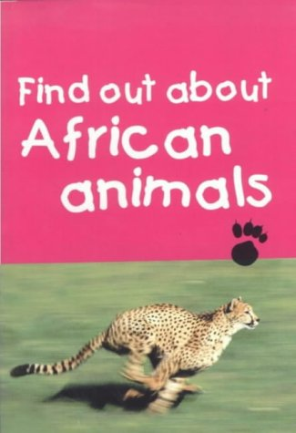 9781868911707: Find Out About African Animals
