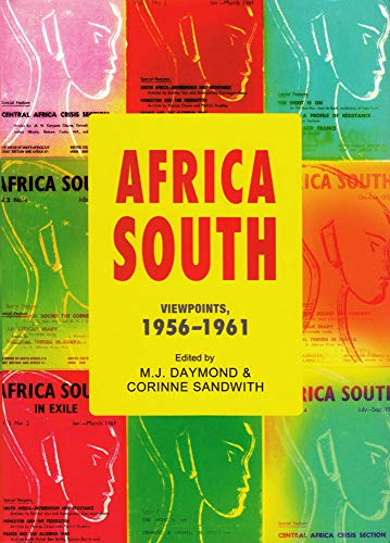 9781869141950: Africa South: Viewpoints, 1956-1961