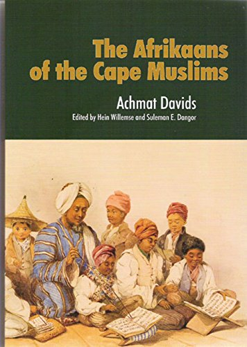 9781869192365: The Afrikaans of the Cape Muslims (Talatala)