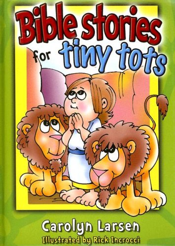 9781869202415: Bible Stories for Tiny Tots
