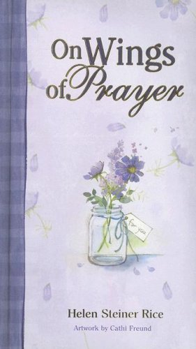 9781869203597: On Wings of a Prayer (Helen Steiner Rice Products)