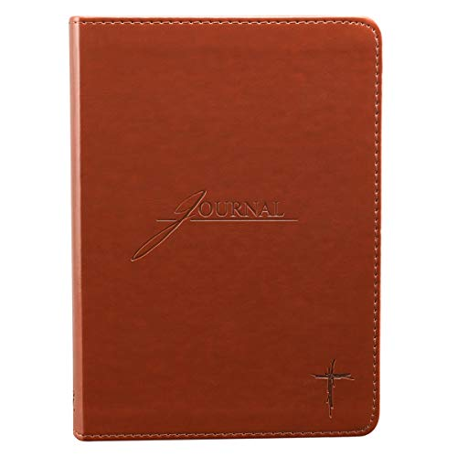 9781869208080: Brown with Cross Journal